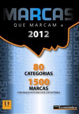 Marcas que marcam 2012